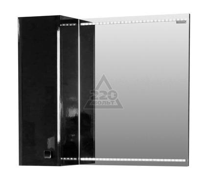 Зеркальный шкаф EDELFORM Нота 75 черный