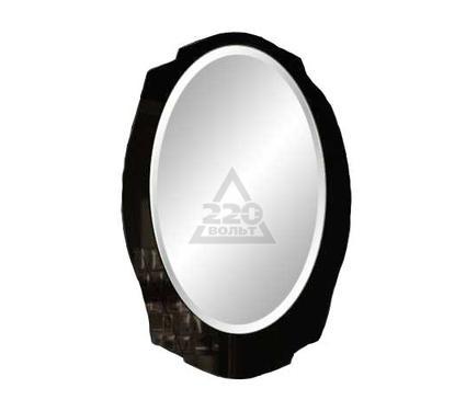 Зеркало EDELFORM Тондо 76 черное