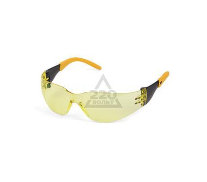 Очки защитные AMPARO Фокус, желтые