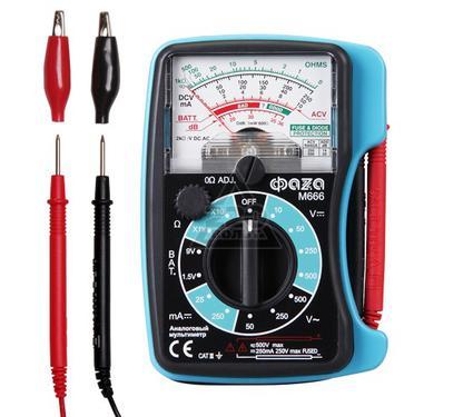 Мультиметр ФАZА M666