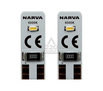 Лампа автомобильная NARVA 18001 (бл.2)