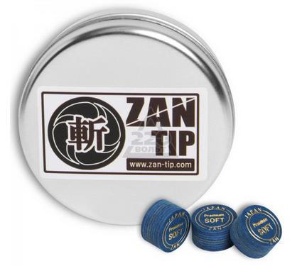 Наклейка для кия ZAN Premium d14мм