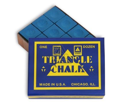 Мел TWEETEN Triangle Blue 12шт.