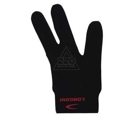 Перчатка LONGONI Velcro чёрная б/р
