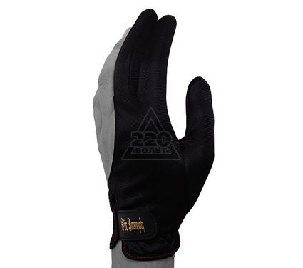 Перчатка SIR JOSEPH De Luxe Velcro чёрная L