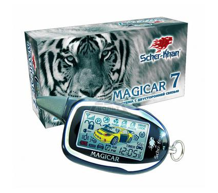 Сигнализация SCHER-KHAN Magicar 7S CAN CNM-200