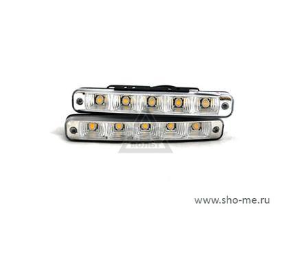 Ходовые огни SHO-ME DRL-6002 (4300K)