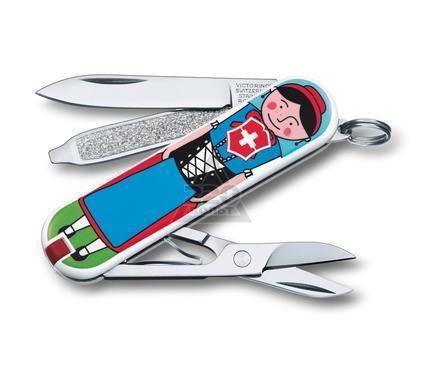 Нож-брелок VICTORINOX Classic LE 2014 ''Appenzeller'' 0.6223.L1401