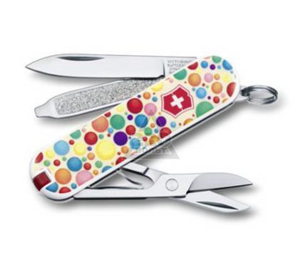 Нож-брелок VICTORINOX Classic LE 2014 ''Color up your life'' 0.6223.L1403