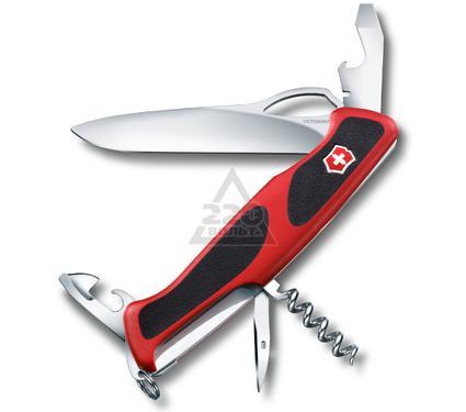 Нож VICTORINOX RangerGrip 61 красный