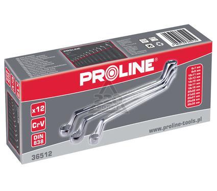 Ключ гаечный накидной PROLINE 36508:P
