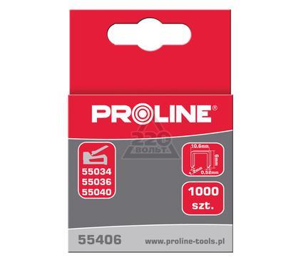 Скобы для степлера PROLINE 55442:P