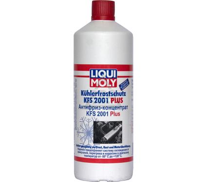Антифриз LIQUI MOLY Kuhlerfrostschutz KFS 2001 Plus G12 1л