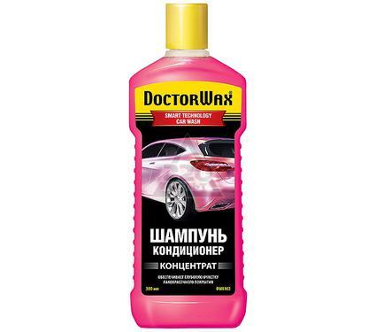 Автошампунь DOCTOR WAX DW8102