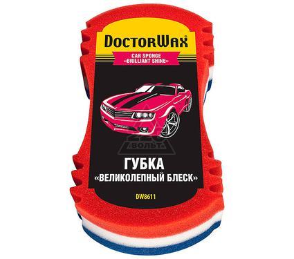 Губка DOCTOR WAX DW8611
