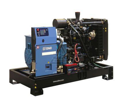Дизельный генератор SDMO J110K Nexys
