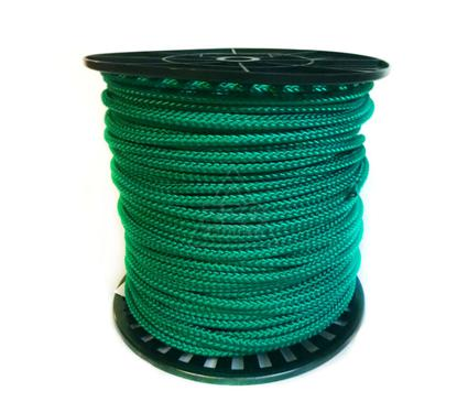 Шнур ПАРТНЕР зеленый 150м