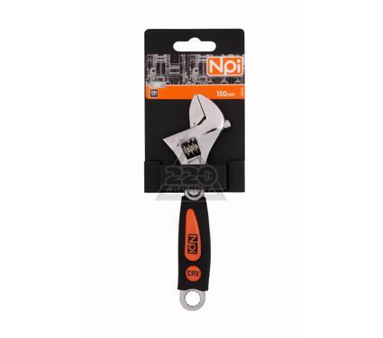Ключ гаечный разводной NPI 46010