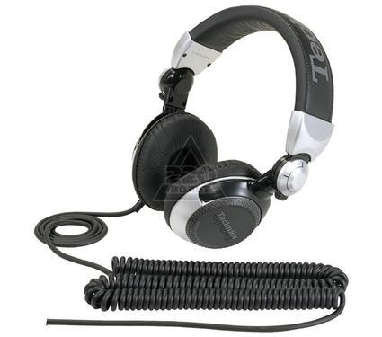 Наушники полноразмерные TECHNICS RP-DJ1210E-S