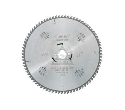 Круг пильный твердосплавный METABO 628076000