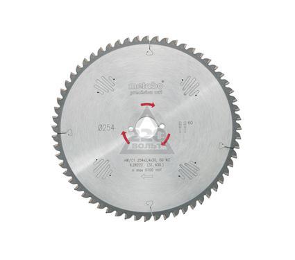 Круг пильный твердосплавный METABO 628037000