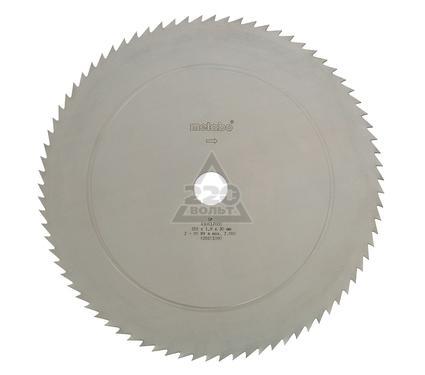 Круг пильный твердосплавный METABO 628109000
