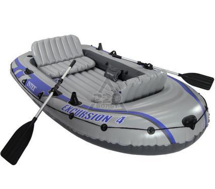 Лодка INTEX 68324 EXCURSION 4