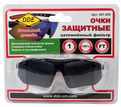 Очки защитные DDE 647-659