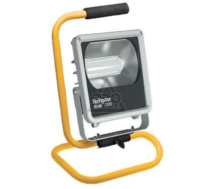 Прожектор светодиодный NAVIGATOR 71 322 NFL-M-50-4K-BL-PRL-LED