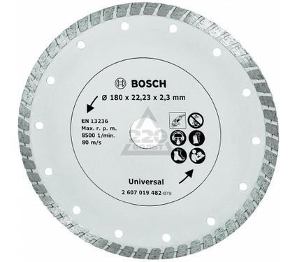 Круг алмазный BOSCH 2607019482