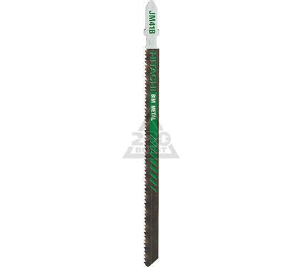 Пилки для лобзика HITACHI JM41B (T318BF)