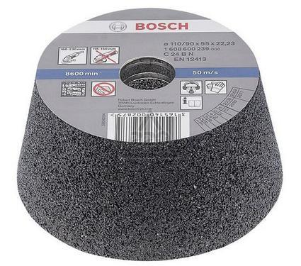 Круг шлифовальный BOSCH 1608600239