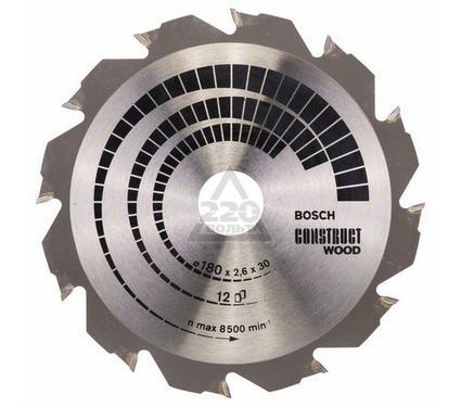 Круг пильный твердосплавный BOSCH 2608640632