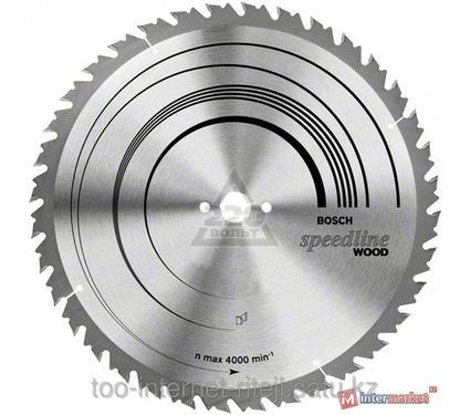 Круг пильный твердосплавный BOSCH 2608640809