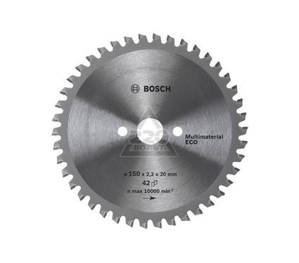 Круг пильный твердосплавный BOSCH 2608641799