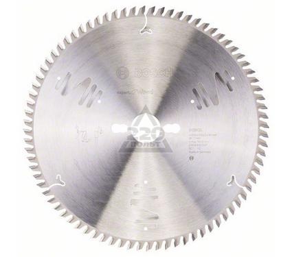 Круг пильный твердосплавный BOSCH 2608642507