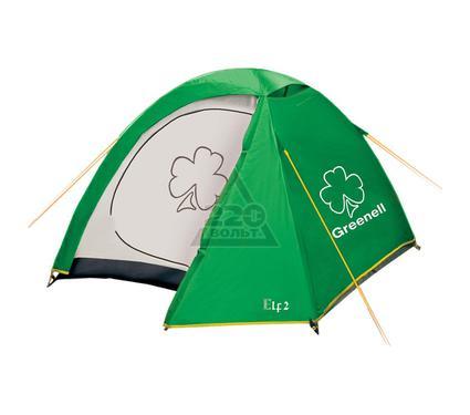 Палатка GREENELL Эльф 2 V3 Зеленый