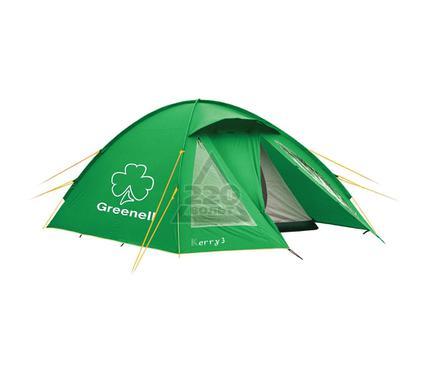 Палатка GREENELL Керри 3 V3 Зеленый
