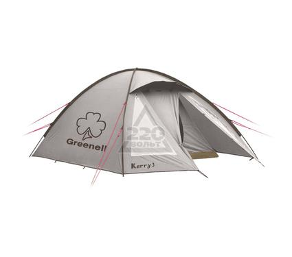 Палатка GREENELL Керри 4 V3 Коричневый