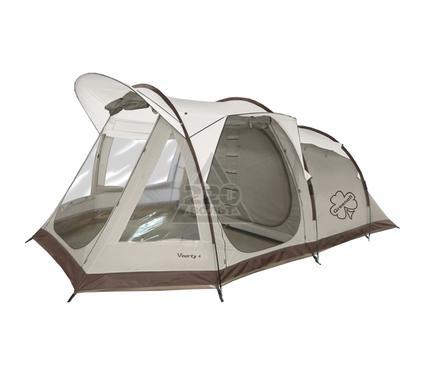 Палатка GREENELL Вэрти 4 Коричневый