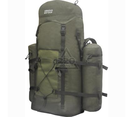 Рюкзак NOVA TOUR Гиппопотам 140 Серый/зеленый
