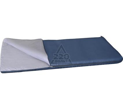 Спальный мешок ALASKA Одеяло +15 С Синий