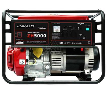 Бензиновый генератор ZENITH ZH5000