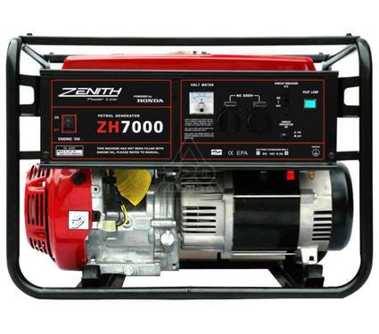 Бензиновый генератор ZENITH ZH7000