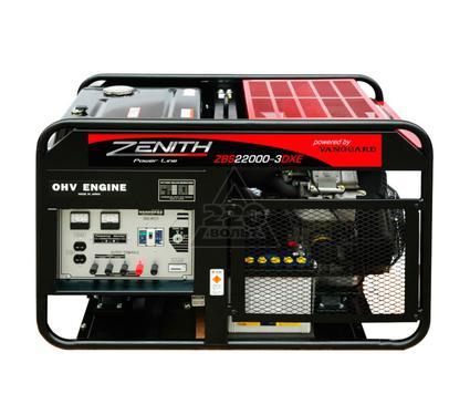 Бензиновый генератор ZENITH ZBS22000-3DXE