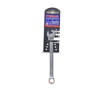Ключ гаечный комбинированный OVERHAUL OH4156