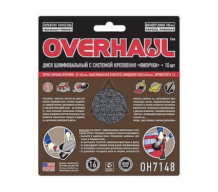 Круг шлифовальный OVERHAUL OH7144