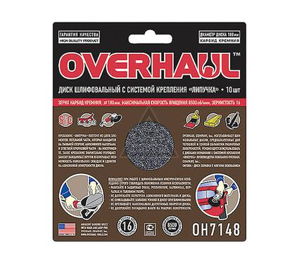 Круг шлифовальный OVERHAUL OH7152