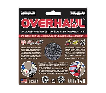 Круг шлифовальный OVERHAUL OH7160