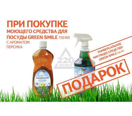 Чистящее средство GREEN SMILE для посуды (персик)